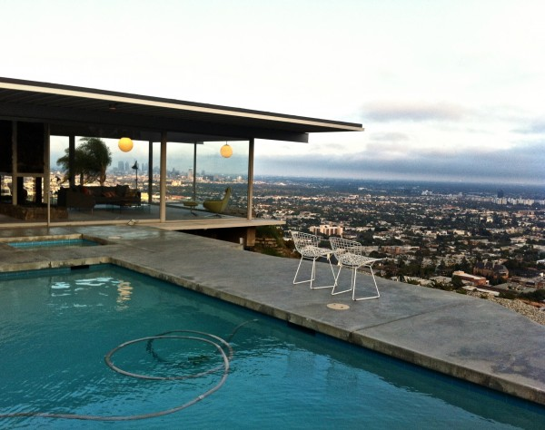 STAHL HOUSE | CASE STUDY HOUSE #22 | PIERRE KOENIG | HOLLYWOOD HILLS | CA